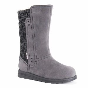New MUK LUKS Stacy Water Resistant Winter Boots